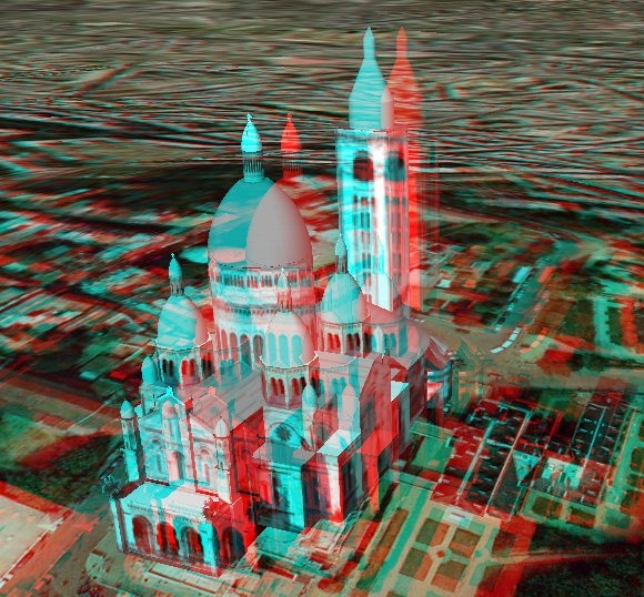 Anaglyph Photography - 3D Photos