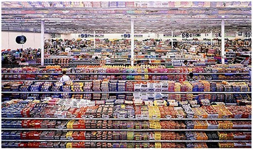Andreas Gursky Most Expensive Photo Sold