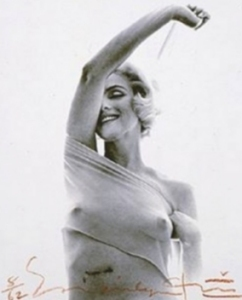 Bert Stern Marilyn Monroe Photographer