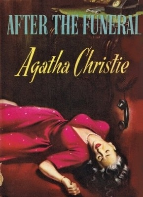 Agagtha Christie Mysteries Book Cover Art