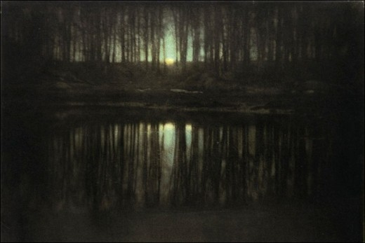 Edward Steichen Moonlight - Most Expensive Photo Sold