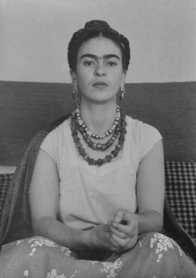Surrealist Photographer Bravo - Surrealist Painter Kahlo