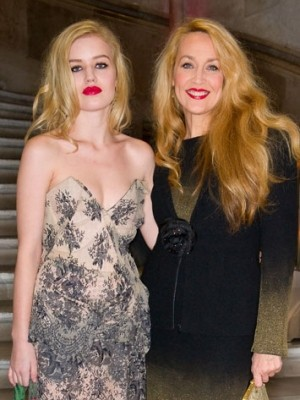 Jerry Hall Age 54 Daughter Georgia-MayJagger Age 18