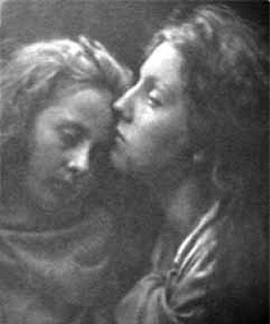 JuliaCameron Kiss of Peace