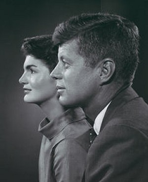 John and Jackie Portrait