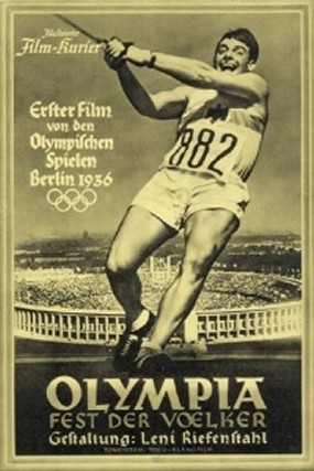 Berlin Olympic Poster by Leni Riefenstahl, Leica Camera, Vintage Leica Camera, Leica Photographer