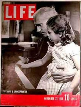 Life on Music - Life Magazine Covers