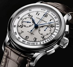 Lindbergh Longines Watch