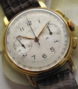Longines Flyback 1945
