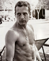Paul Newman Star of David