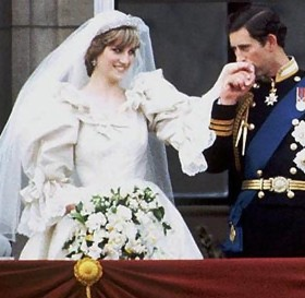 Royal Wedding Diana and Charles 1981