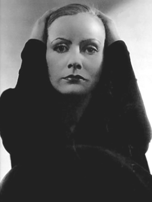 Famous Photo of Greta Garbo by Steichen