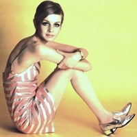Twiggy 1960s Fashions