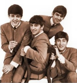 Beatles Fashion Suits 1964