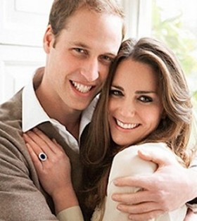 Will and Kate Engagement Ring